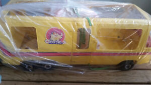 Barbie Star Traveller Camper Bus Motorhome