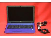 """HP 15-ac108na Notebook 15.6""""/4GB RAM/1TB £170"""