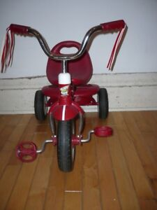 """RED """"RADIO FLYER"""" TRICYCLE"""
