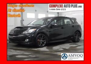 2013 Mazda Mazdaspeed3 *Bancs chauffants,Bluetooth