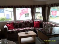 Luxury 3 Bed Ex-Demo 2015 Caravan at White Acres Country Park, Newquay, Cornwall