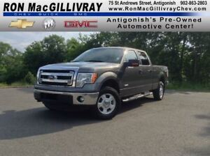 2013 Ford F-150 XLT..Eco Boost..Low KM's!!