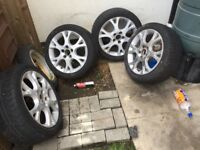 Honda Civic wheels