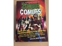 2books: The Mammoth Book of Horror & Zombie comics