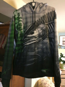 Fishbum Hoodie From Cabela's