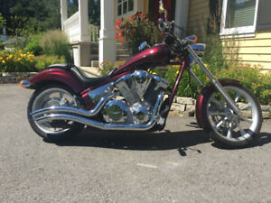 Honda Fury 2010 Custom Chopper 1300