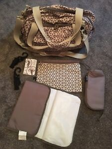 *NEW* Diaper bag with accessories!