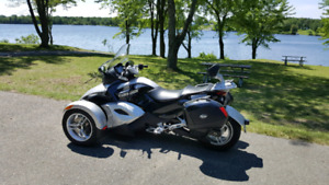 can_am spyder 2008 SEULEMENT 6400kl