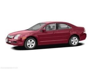 2006 Ford Fusion SEL 3.0L V6