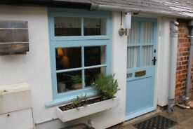 Victorian 2 bedroom cottage close to Stroud town centre. Six months minimum let. £750 per month.