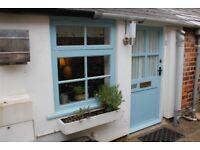 Victorian 2 bedroom cottage close to Stroud town centre. Six months minimum let. £750 per month.