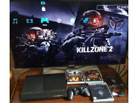 PS3 , games, controllers in perfect working condition. Delivery options available.