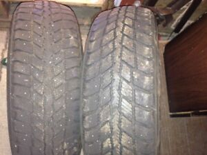 2 GOOD 185/65/R15 M&S Tires All Season Off Toyota $20