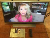 "EXCELLENT,32"";LG SMART LED,WIRELESS WIFI HDTV"