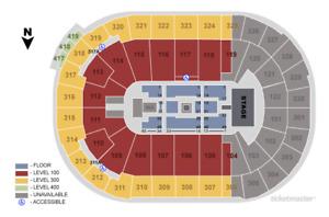 Kendrick Lamar: The DAMN. Tour - SECTION 118 - $250 OBO