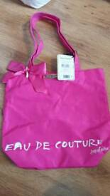 Juicy Couture Shopping Bag