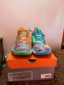 WHAT THE KD 6 STEAL