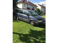 Hyundai Trajet (2002) 7 seater 90,000 miles MOT due mid August Reliable runner needs some attention