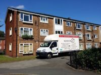 Man and Van in Derbyshire, House Removal Service - MJ MOVERS - 24/7 available on short notice