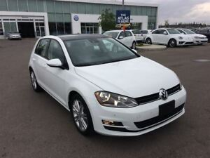 2016 Volkswagen Golf 1.8 TSI Highline