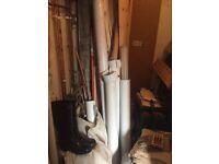 Glow-worm boiler flue 60/100