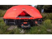 25 PERSON LIFERAFT,EXCELLENT AND HIGHLY ROBUST TENT,BOUNCY CASTLE , PADDLING OR SWIMMING POOL