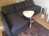Dyson hot and cool am09, Corner sofa-bed with storage, Carpet - all excellent condition