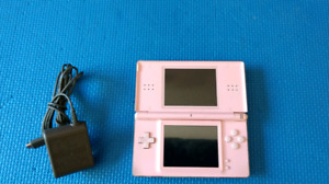Nintendo DS rose