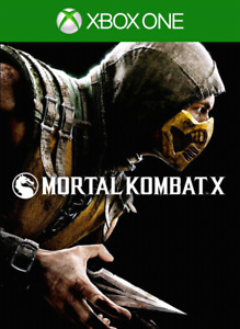 Mortal Kombat X for Xbox One!