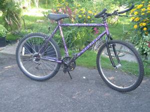 "velo montagne 26"" pour homme femme men women mountain bike"