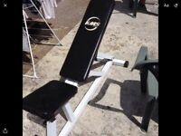 New 2 exercise benches for sale