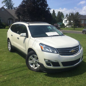 2014 Chevrolet Traverse VUS
