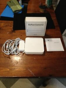 Mac Air Port Extreme Wireless router