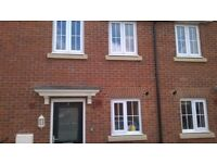 2 bedroom new build in Eccleston for swap in Leyland
