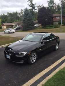2008 BMW 328i-Series Convertible