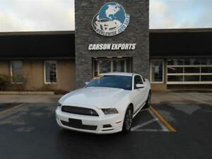2014 Ford Mustang V6 LOOK ONLY 56K!  FINANCING AVAILABLE!