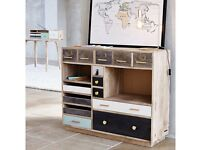 Renee Wood Chest by Oliver Bonas