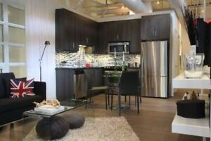 Luxury Modern 2 Bedroom Condo in most vibrant part of Kitchener