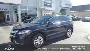 2017 Acura RDX Tech Navigation and TECH PKG!