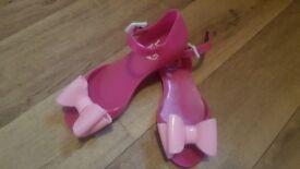 Lellie kellie jelly shoes