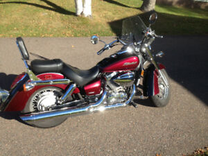 2004 Honda Shadow Aero VT750C