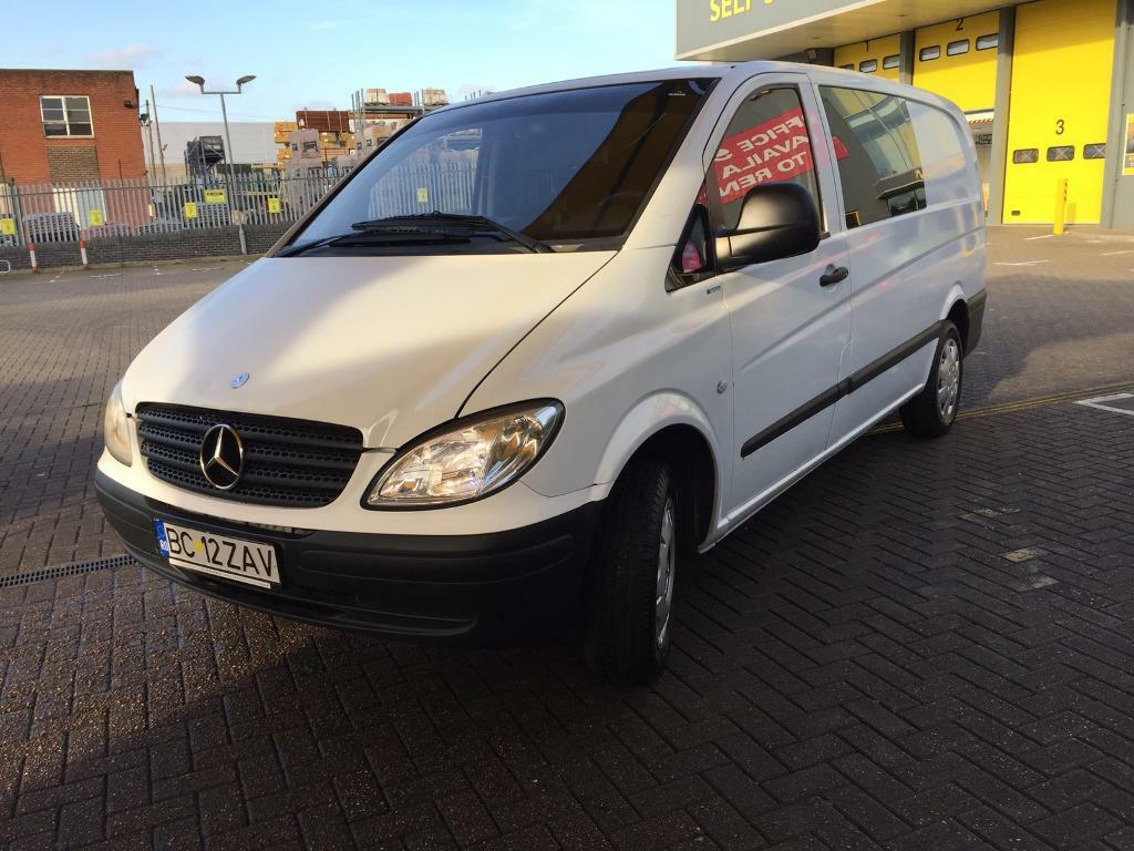 Mercedes Vito LHD (Left hand drive) Reduced to sell