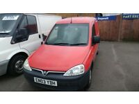 Vauxhall combo 1.7Litre