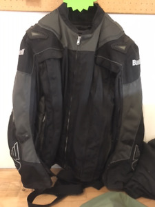 BUELL TEXTILE RIDING JACKET AND PANTS