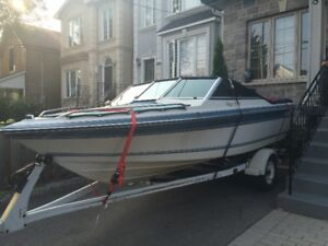 15.6FT Bowrider boat for sale