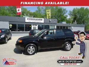 2003 Saturn VUE,AWD LOCAL ONE OWNER TRADE!! NO ACCIDENTS!!