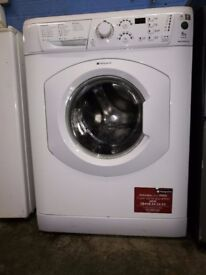 Fully refurbished Hotpoint 6kg washing machine for only £69