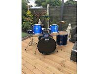 Junior Percussion Drum Kit