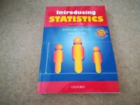 Introducing Statistics A Level Maths - Excellent condition