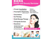 Rana Health and Beauty Services
